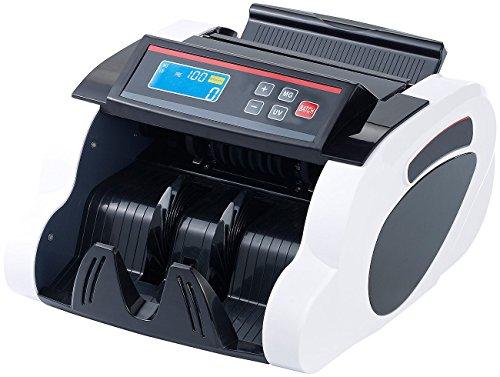 General Office Profi-Banknoten-Zählmaschine mit Echtheitskontrolle