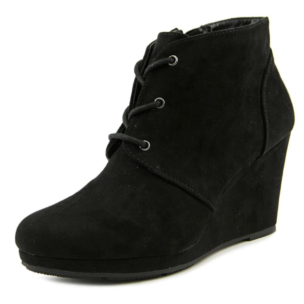 Style & Co. Womens Alaisi Closed Toe Ankle Fashion Boots B0736WRYYH 7.5 B(M) US|Black
