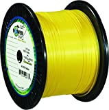 PowerPro PowerPro Hi Viz Yellow 10lb Test 1500yd Spool #2100101500Y