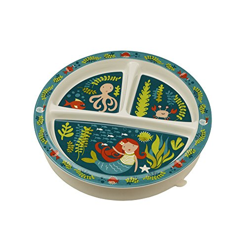 Sugarbooger Divided Suction Plate, Isla The Mermaid