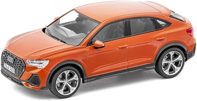 Audi 5011903631 Modellauto 1 43 Miniatur Q3 Sportback Modell Orange Auto