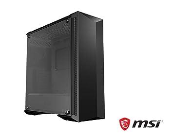 Amazon.com: MSI MPG GUNGNIR 100P ATX - Carcasa de cristal ...