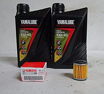 Kit tagliando Yamalube and Oil Filter Yamaha for X-Max 300