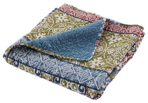greenland quilted throw - 5