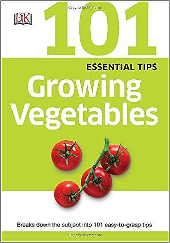 Growing Vegetables (101 Essential Tips)