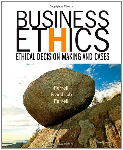 business ethics case review This assignment will review the literature on business ethics within the context of a particular organisation - primark to enhance our understanding of the concepts of 'values' and 'morals our study defines and evaluates ethics in a business context simultaneously throwing light on issues such as disposable fashion and ethical sourcing.