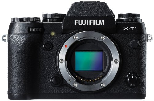 Fujifilm X-T1 Mirrorless Digital Camera  - International Ver