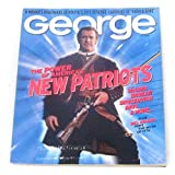 George Magazine - July 2000: Mel Gibson Cover. (The movie, The Patriot; Jay Leno, Rudy Giuliani, J.C. Watts., Volume V, Number 6)