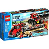 レゴ (LEGO) シティ モンスタートラックキャリアー 60027