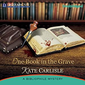 One Book in the Grave Audiobook