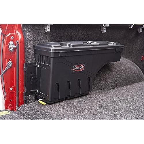 Undercover SC201D SwingCase Truck Storage Box 1999-2014 F-150 Drivers Side Black  sc 1 st  Amazon.com & Pickup Bed Storage: Amazon.com