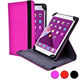 Samsung Galaxy Tab 3 V (SM-T116NU) folio case COOPER INFINITE S360 Business School Travel Carrying Portfolio...