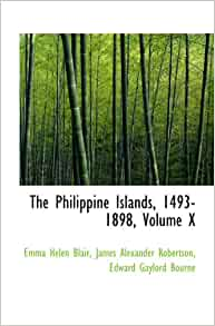 blair and robertson the philippine islands pdf
