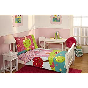 Everything Kids Toddler Bedding Set, Fairytale 7