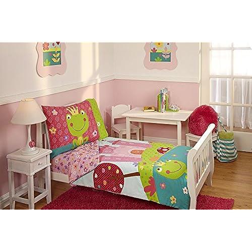 Incroyable Everything Kids Toddler Bedding Set, Fairytale