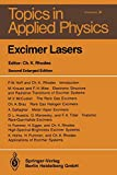 img - for Excimer Lasers (Topics in Applied Physics) book / textbook / text book