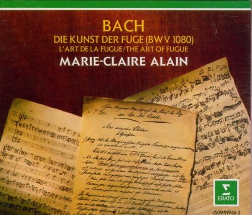 Bach: The Art of Fugue / Die Kunst Der Fuge