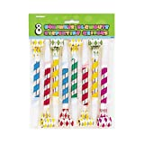 Squawker Party Blower Noisemakers, 8ct