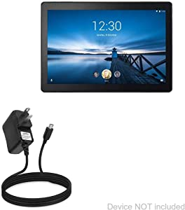 Lenovo Tab M10 Charger, BoxWave [Wall Charger Direct] Wall Plug Charger for Lenovo Tab M10
