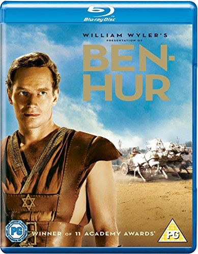 Ben-Hur (Ultimate Collector's Edition) [Blu-ray]