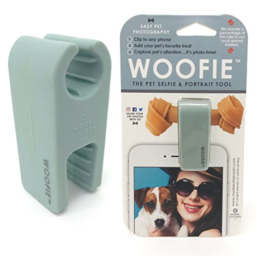 WOOFIE - The Pet Selfie & Portrait Tool (Glamour Green)