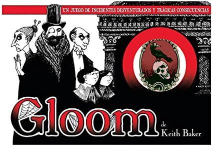 Gloom - Juego de mesa (Edge Entertainment EDGAG50 - versión en ...