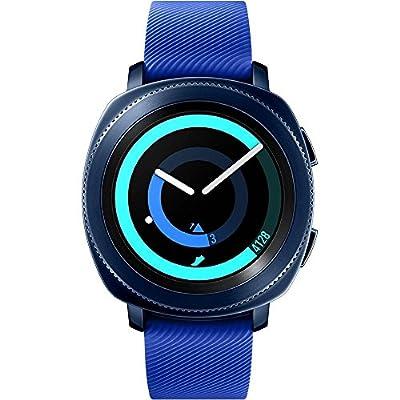 Samsung Gear Sport Smartwatch Fitness Tracker- Water Resistant - International Version- No Warranty