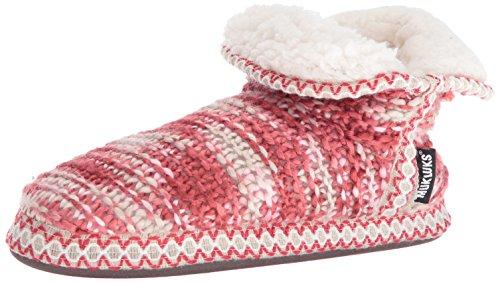 Muk Luks Women's Amira Space Dye-Peony Slipper Slipper Slipper B01ETWUHKM Shoes de9c80