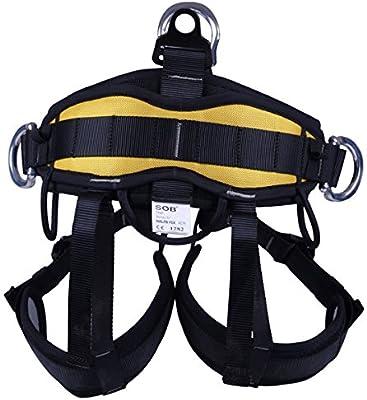 Cinturón de seguridad, de pecho, arnés, equipamiento para escalar ...