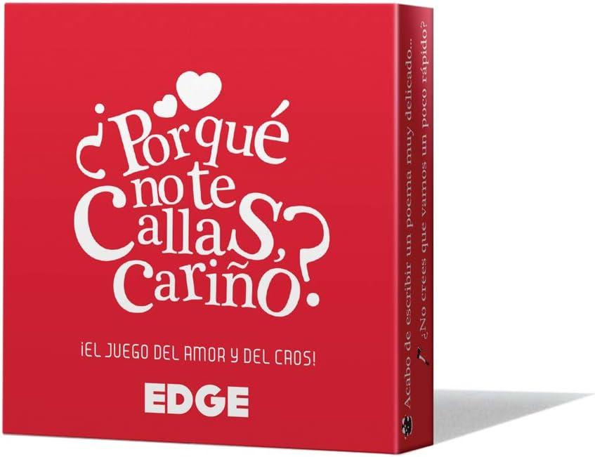 Edge Entertainment-¿Por qué no te Callas, cariño, Color (EDG0EDGLA05): Amazon.es: Juguetes y juegos