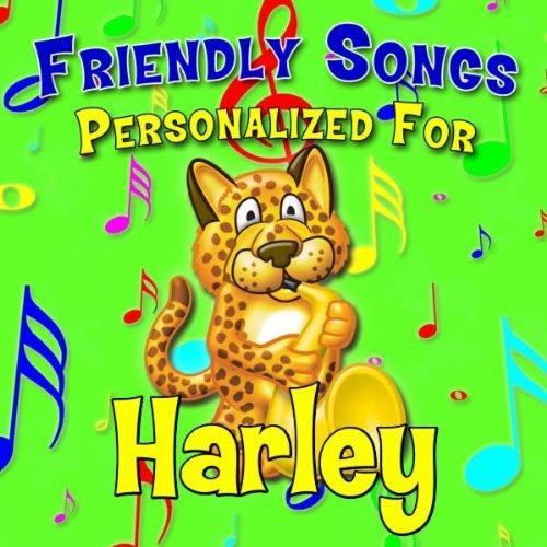 Harley Farms - Harley's Silly Farm (Harlee, Harlie)
