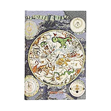 Agenda Paper Blanks (versión inglesa) planificador celeste ...