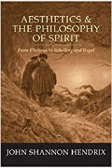 Aesthetics & the Philosophy of Spirit: From Plotinus to Schelling and Hegel Paperback