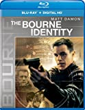 The Bourne Identity (Blu-ray + Digital HD)