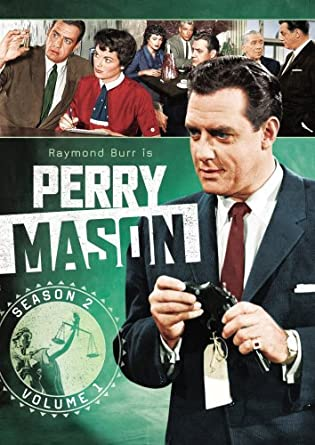 Amazon com: Perry Mason - Season Two, Vol  1: Raymond Burr
