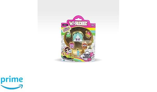 Worldeez - Juego de 10 Unidades: Amazon.es: Juguetes y juegos