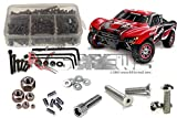 TRA040 - Traxxas Slayer Pro RTR Stainless Steel Screw Kit by RC Screwz