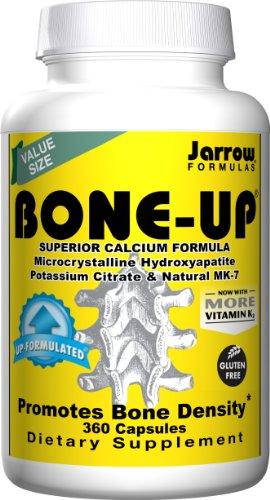 Jarrow Formulas - Bone-up, 360 ct (Pack of 4) by Jarrow