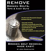 Broken bolt removal made easy!