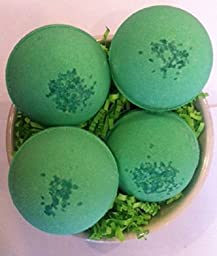 Oh My Achy Muscles Bath Bomb 4-pack
