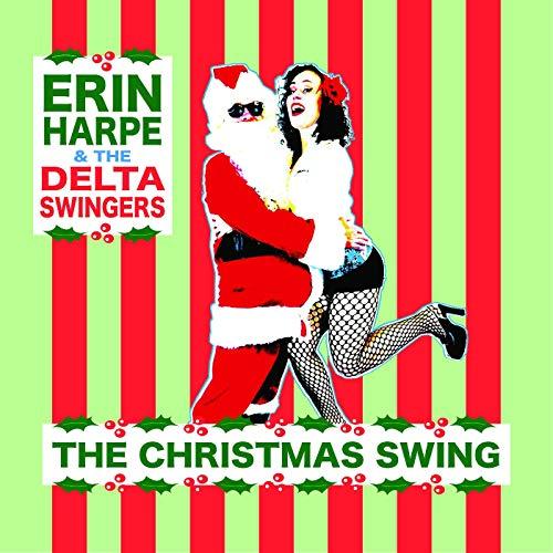 Album Art for Christmas Swing by Erin Harpe & the Delta Swingers