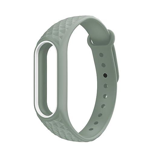 Amazon.com: OUBAO Smartwatch Band Wrist Strap Watch ...
