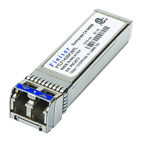 FTLF1426P2BTL 6Gb/s 1310nm Wireless SFP+ Transceiver by Finisar