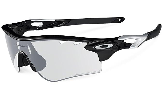 41b1e4491dc2 Amazon.com: Oakley Men's Radarlock Path Shield Sunglasses, Polished ...