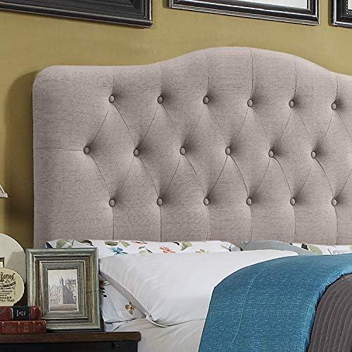 Rosevera Givanna Upholstered Standard