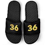 Softball Stitch Slide Sandals | Custom Player Number Sandal | W8 | 5