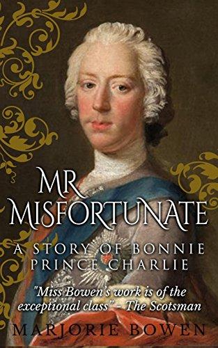 book cover of Mr. Misfortunate