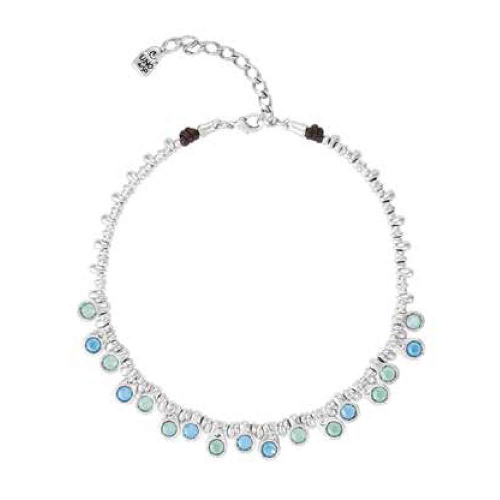 Uno de 50 Treasure Necklace COL1345VRDMTL0U