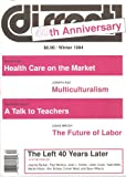 "Dissent, 40th Anniversary Issue, Winter 1994 ""Health Care on the Market"""