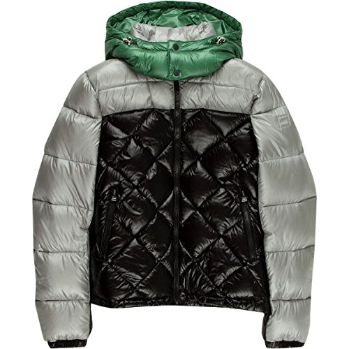 Colorblock Down Jacket - 6